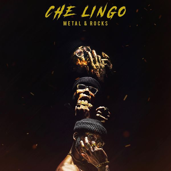 Che Lingo - Metal & Rocks   Master
