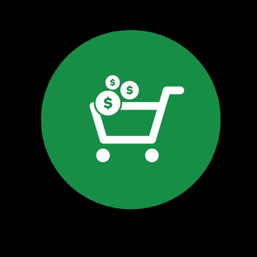 AMAZON SMILE Purchase through the foundation and Amazon Smile will donate 0.5%.