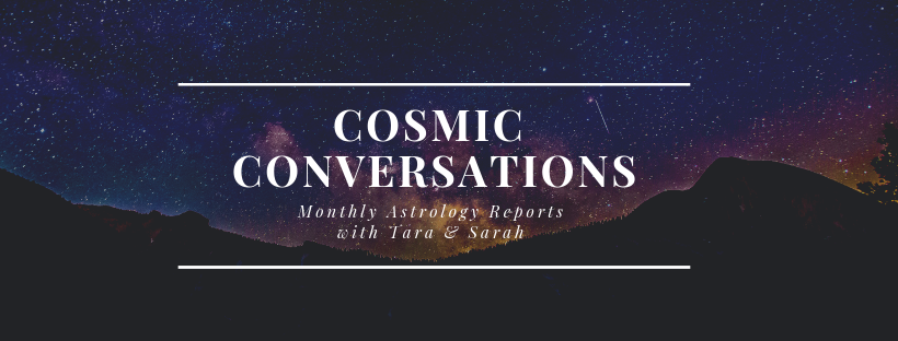 Cosmic Conversations: March Edition — The Witches Muse