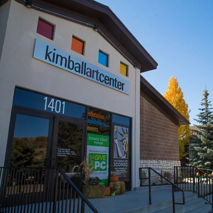 Kimball Art Center - Park City