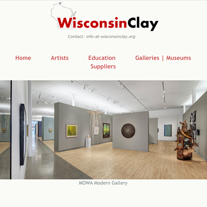 WisconsinClay.org