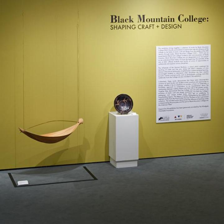 Utah State University -Black Mountain College: Shaping Craft + Design