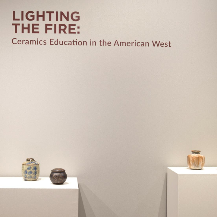 Utah State University - Lighting the Fire: Ceramics Education in the American West