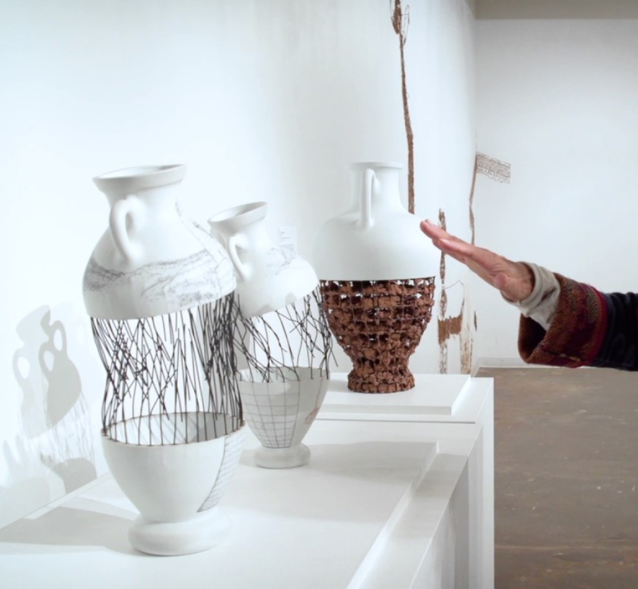 Kimball Art Center -  Groundbreaking: Innovations in Clay