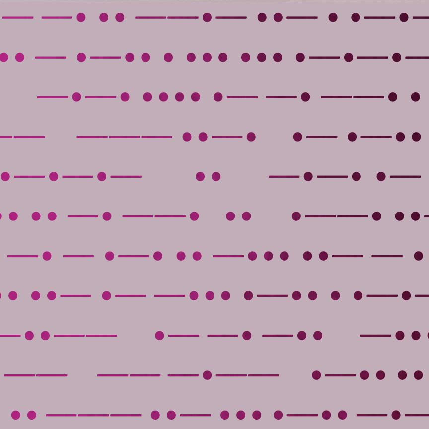 La Dit Dah - Fuchsia Shimmer
