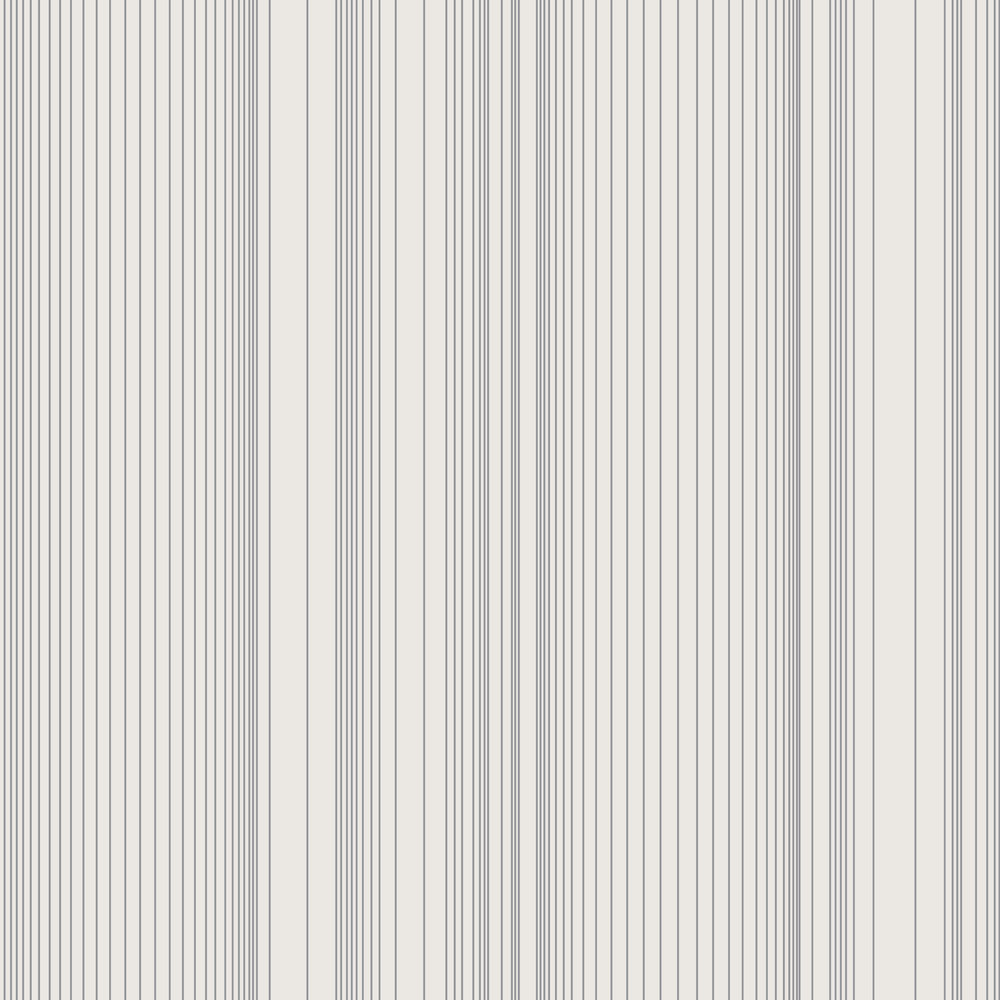 Encoded Stripe - Gray