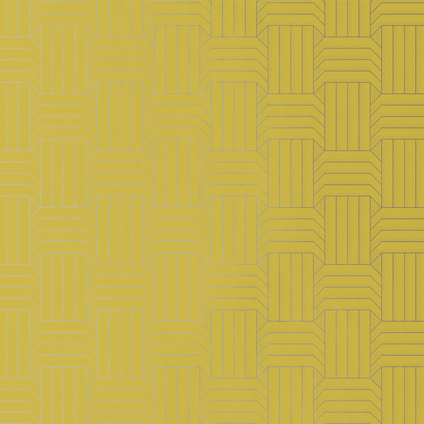 Woven Together - Canary Shimmer