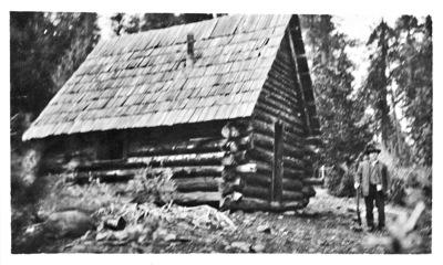 Piftschek cabin