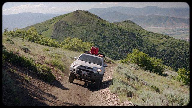 One of the new routes we've added to the Great Western Trail. This one gives you amazing views of Park City UT. #offroading #4x4 #greatwesterntrail #getdirty #overlanding #overland #carcamping #offroadadventures #4runner #t4r