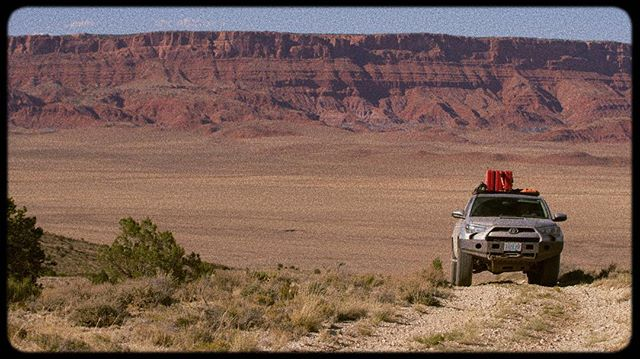 The vermillion cliffs are the second step in the Grand Staircase that gives Grand Staircase Escalante it's name. This road is one of my person favorites on the Great Western Trail. #vermillioncliffs #grandstaircase #arizona #offroad #arizonaoffroad #overlanding #exploring #dirtroads #toyota4runner #t4r #overlandingusa