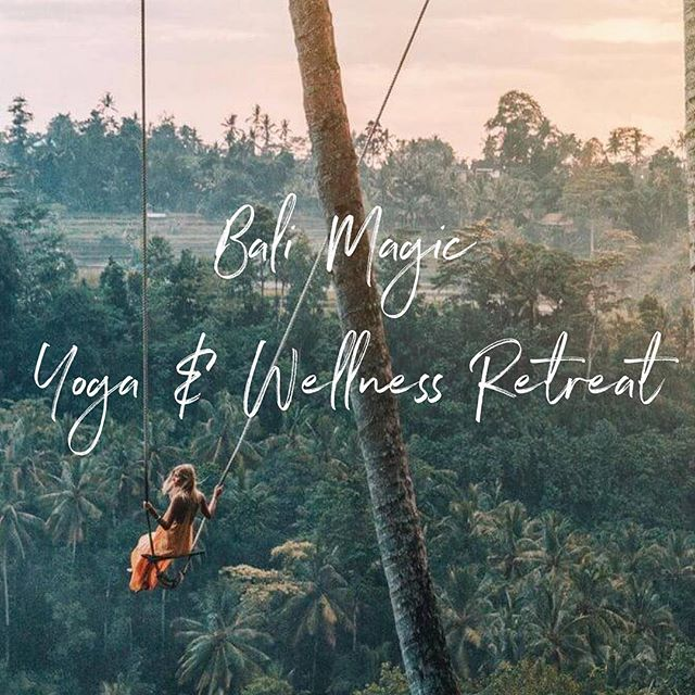 Experience the magic and wonder of Bali!✨ Join @kellymariecollins March 10-17, 2019 for a 7 night/8 day retreat to reset and rebalance your mind, body, and soul. Discover your highest self through yoga & meditation, authentic Balinese ceremonies, adventure, guided journaling, and R&R. • • WHAT'S INCLUDED: ↠ 7 nights accommodation @nayaubud ↠ 3 vegetarian or vegan meals per day + daily green juice (can accommodate all food allergies) ↠ Transfer from the airport to Naya Ubud ↠ Daily yoga and meditation ↠ 45-minute private intuitive read or reiki session with @onroute44 ↠ Donation in your name to the Bali Animal Welfare Association ↠ Visit to Tirta Empul Temple for an authentic Balinese purification ceremony ↠ Visit to the Tegellalang Rice Terraces ↠ Sunrise trek to Mount Batur ↠ Soak in Batur hot spring ↠ Meditative mandala art workshop ↠ Offering making class ↠ Kirtan chanting circle ↠ 60-minute Balinese massage ↠Daily guided journaling ↠ Day of volunteering with animals at the Bali Animal Welfare Association • • To view photos of the stunning @nayaubud, scroll right. 👉🏻 Pricing starts at $2,050. For more details on this retreat, click the link in our bio! 🌴🙏🏻🐒📿🐶✨🧘🏼‍♀️ • • #baliretreat #yogaandwellnessretreat #mindbodywellness #letsgoonanadventure #kellycollinswellness