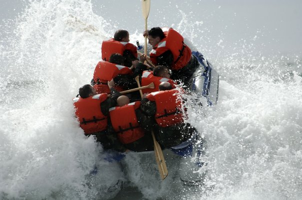 U.S. NAVY SEALS LEADERSHIP UNDERFIRE
