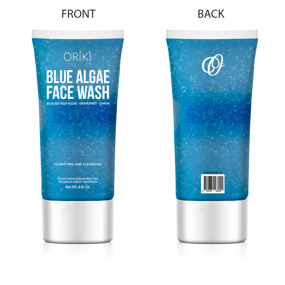 ORIKI Blue Algae Face Wash.jpg