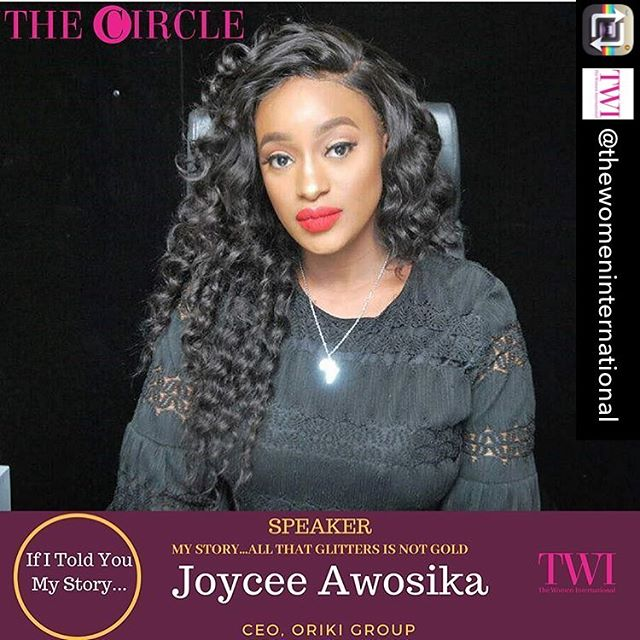 "@thewomeninternational using @RepostRegramApp - ""The strongest actions for a woman is to lover herself, be herself and shine amongst those who never believed she could"" You know of her...but do you know her story? Do you know how she came to be the person that she is today? Join us TODAY in the heart of Lagos Nigeria as we listen to the stories of amazing and extraordinary women like @joyceeawosika This event is going to be powerful! A reminder that you are not alone in your struggles and you will overcome! ————————————————————————Registration fee at the venue: N15,000. We can't wait to meet you! ❤️ #thecirclelagos #twithecirclelagos #mystory #allthatglittersisnotgold #lagosevents #womenempowerment #icanovercome #girlpower #womensupportingwomen"