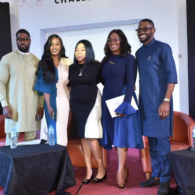 Honored to have had the opportunity to sit on a panel with these amazing entrepreneurs today. Thank you @234finance for an amazing platform and event. The Mentor Match-Up challenge is a much needed one for start-ups today. Hearing from my co-panelists speak about building global brands was insightful. I personally walked away with so many nuggets from them including how to start small and grow, how to raise funding, how to be innovative with resources and even how to increase distributorship. I also loved that we are all in different sectors including agriculture, media, fitness & nutrition, finance & banking and agro-beauty. Today was such a treat!