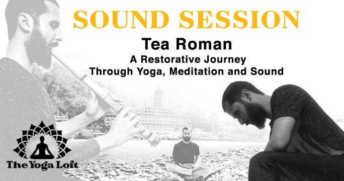 Sound Session with Tea Roman at The Titusville Yoga Loft - Downtown Titusville Yoga Studio, Titusville Yoga Classes, Yoga For Beginners, Hatha Yoga, Vinyasa Yoga, Ashtanga Yoga, Yin Yoga, Kids Yoga, Meditation, Barre