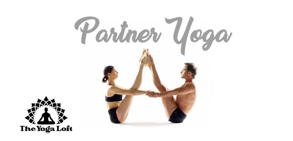 Partner Yoga Workshop with Rosalba Diaz at the Titusville Yoga Loft Downtown Titusville