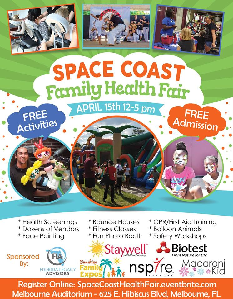 Titusville Yoga Loft and Sunshine Family Expos‎ Space Coast Family Health Fair.jpg
