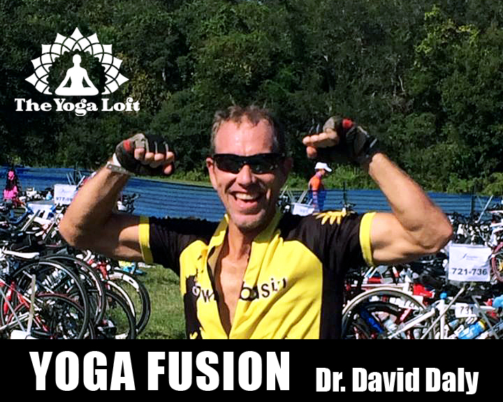 Primal Strength Yoga Fusion with Dr. David Daly at The Titusville Yoga Loft