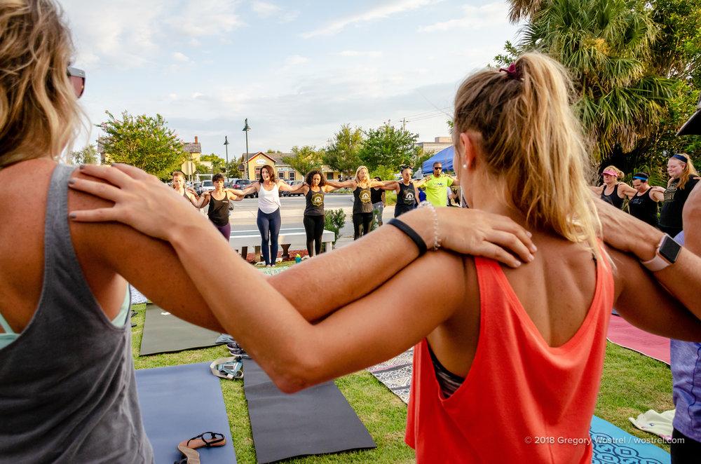 The Titusville Yoga Loft  - Titusville Yoga Loft Community Garden 7.jpg