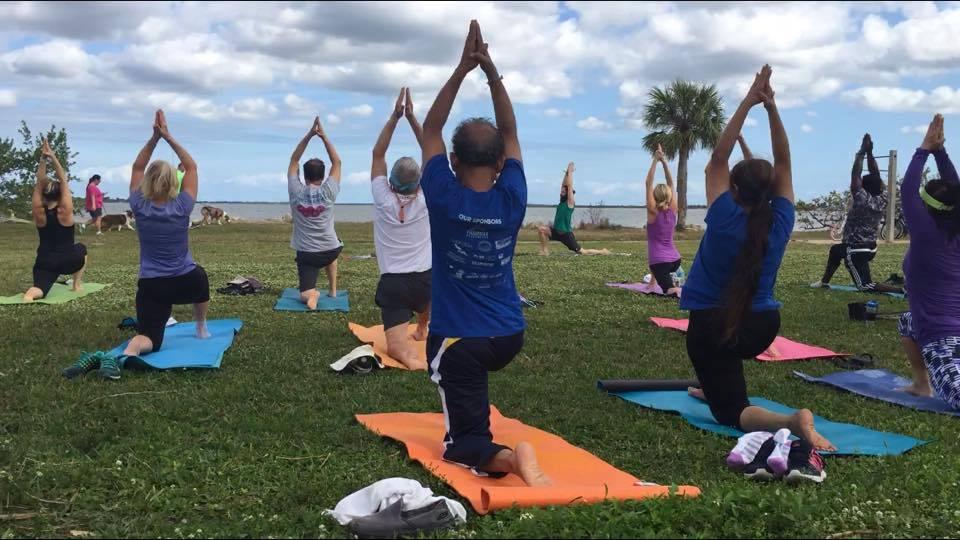 Titusville Yoga in the Park Sundays 9AM Sponsored by The Titusville Yoga Loft at Sand Point Park 101 N Washington Ave, Titusville, Florida 3.jpg