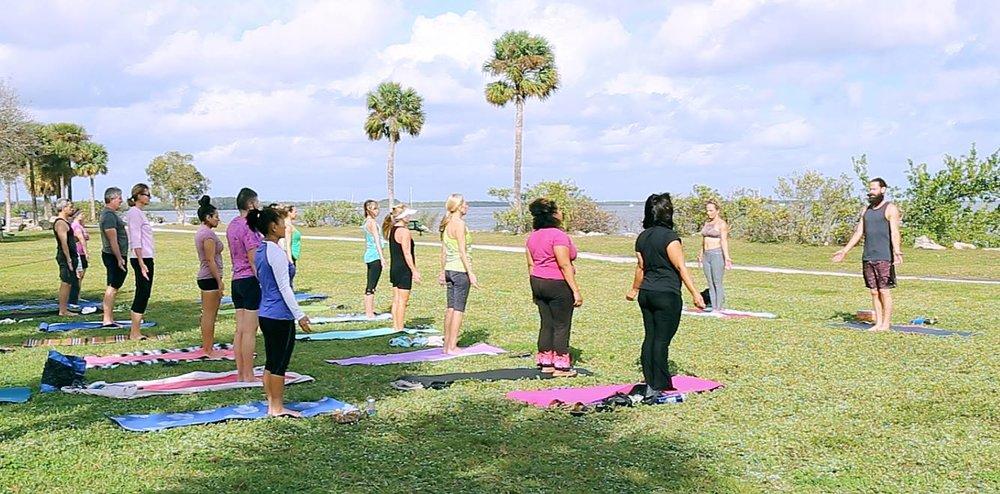 Titusville Yoga in the Park Sundays 9AM Sponsored by The Titusville Yoga Loft at Sand Point Park 101 N Washington Ave, Titusville, Florida 19.jpg