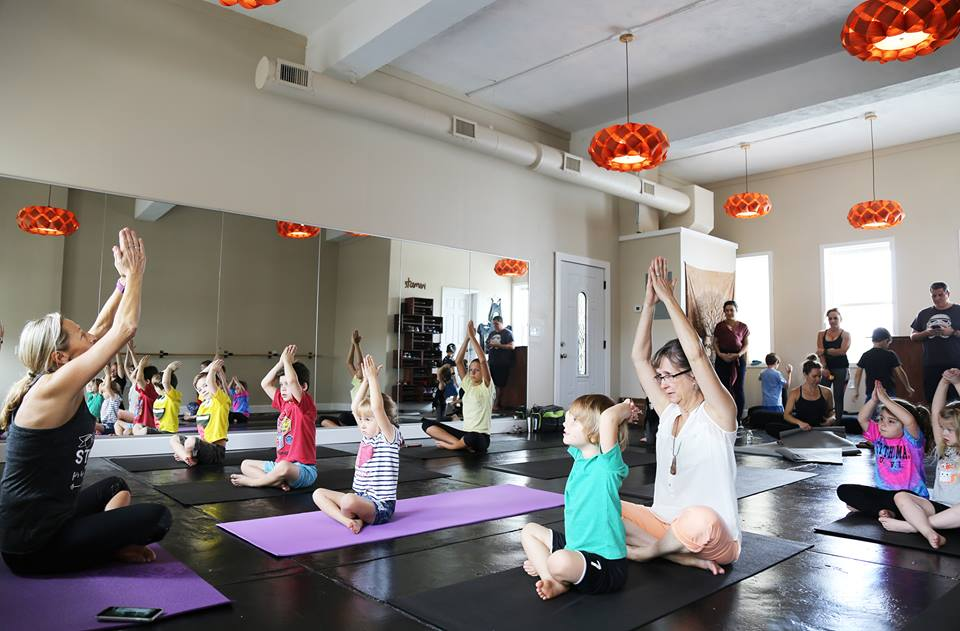 The Titusville Yoga Loft Studio in Downtown Titusville is availble to rent for special events, birthdays, parties, art shows, receptions, graduations, showers, and any private events 2.jpg