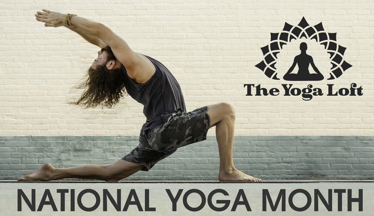 National Yoga Month at The Titusville Yoga Loft - Hatha Yoga, Ashtanga Yoga, Vinyasa Yoga, Meditation Downtown Titusville Yoga Studio.jpegNational Yoga Month at The Titusville Yoga Loft - Hatha Yoga, Ashtanga Yoga, Vinyasa Yoga, Meditation Downtown Titusville Yoga Studio