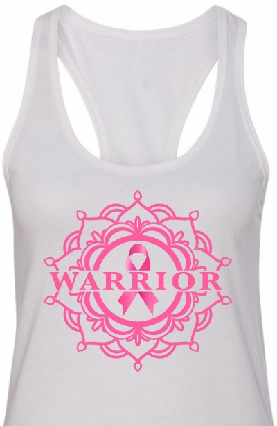 Yoga for Breast Cancer Awareness Shirt at The Titusville Yoga Loft Downtown Titusville 2.jpg