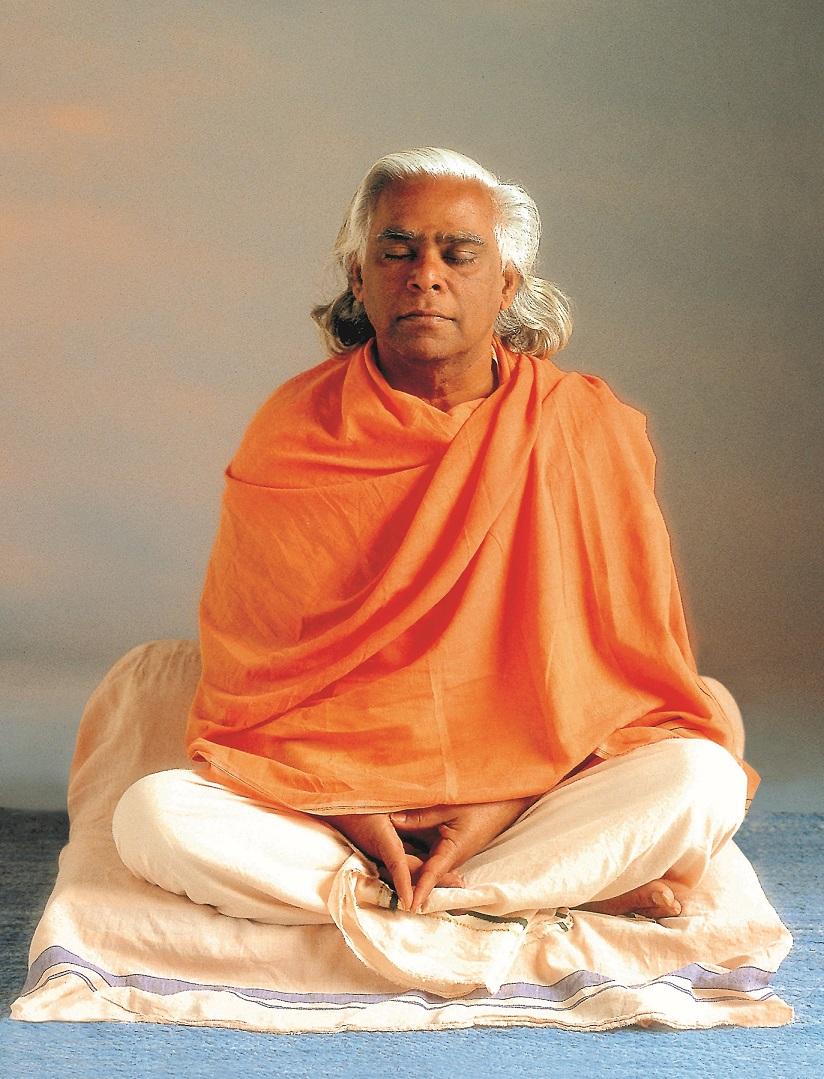 Swami Vishnudevananda Saraswati