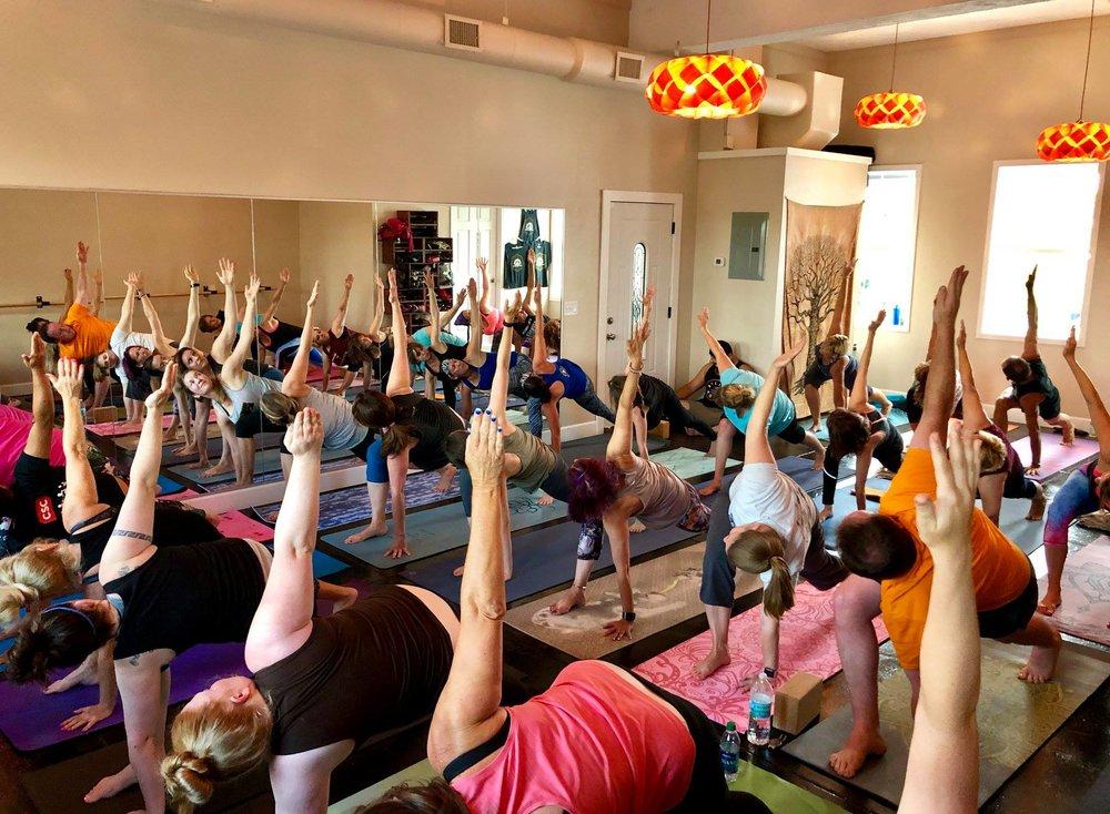 Yoga Beats, Yoga Music, Vinyasa Beats at The Titusville Yoga Loft in Downtown Titusville. Titusville Yoga, Yoga for Beginners, Gentle Yoga, Hatha Yoga, Vinyasa Yoga, Ashtanga Yoga, Yin Yoga, Barre, Yoga for Kids, Titusville Yoga in the Park.jpg