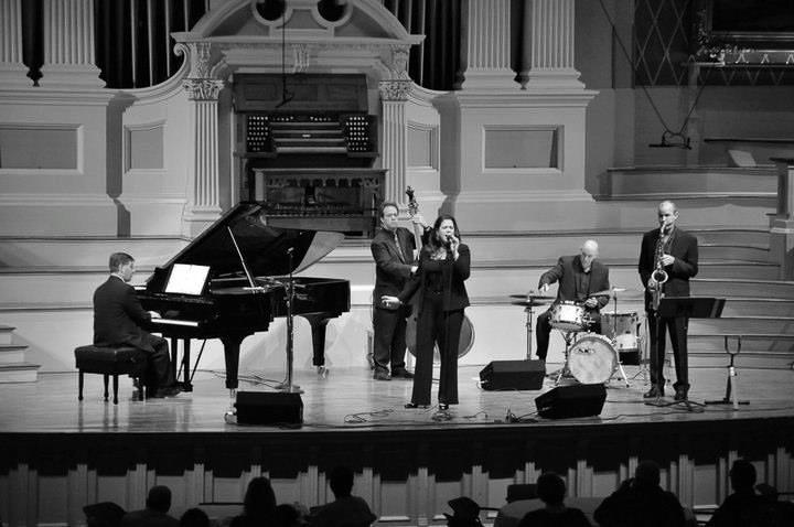 The April Hall Quartet