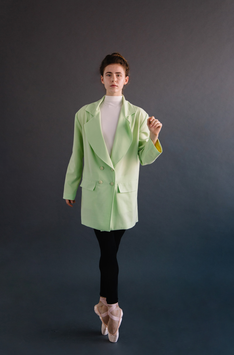 Lady Lime blazer