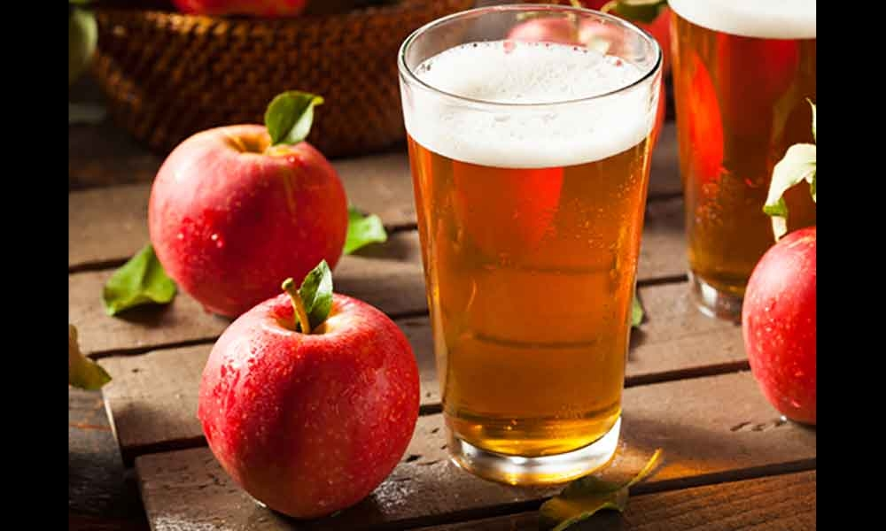 Complimentary Hard Cider with Tour