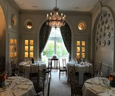 mansion dining