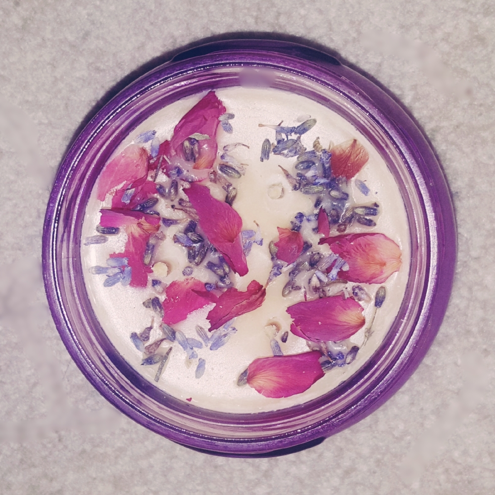 Lavender Candles Now Available -