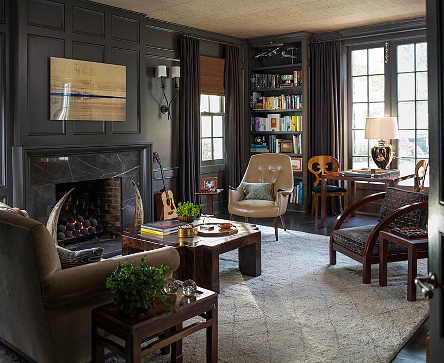 Modern Georgian Charleston SC Hilderbrand Interiors