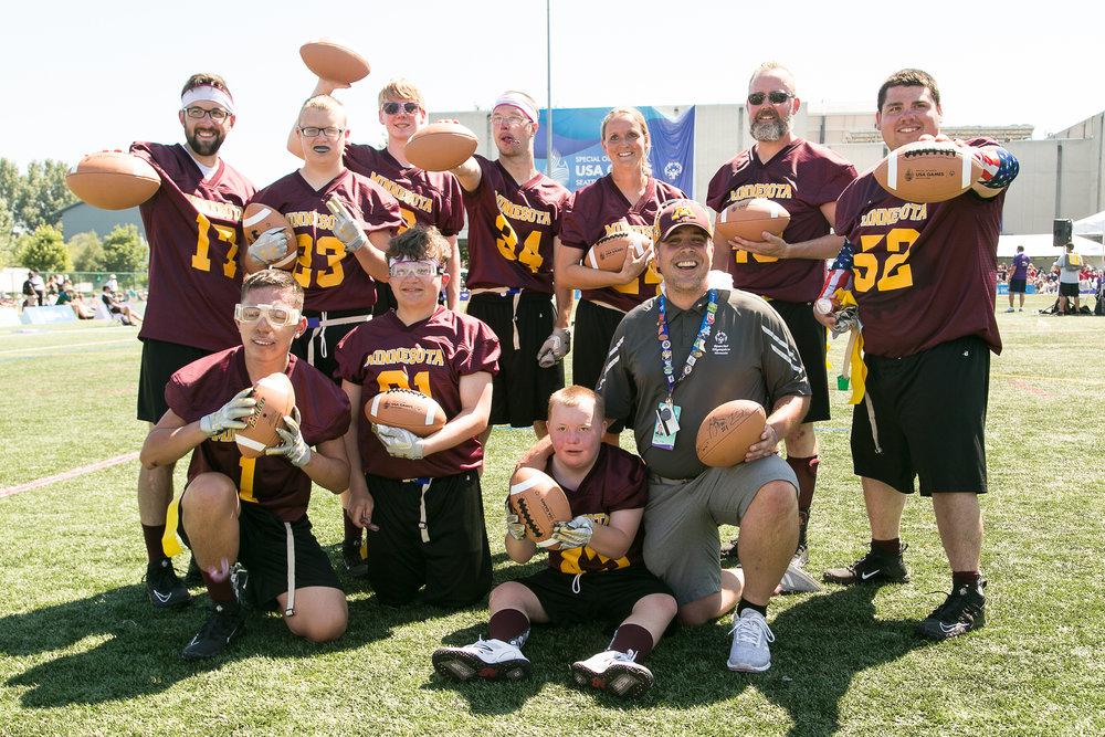 Team Minnesota Unified Flag Football