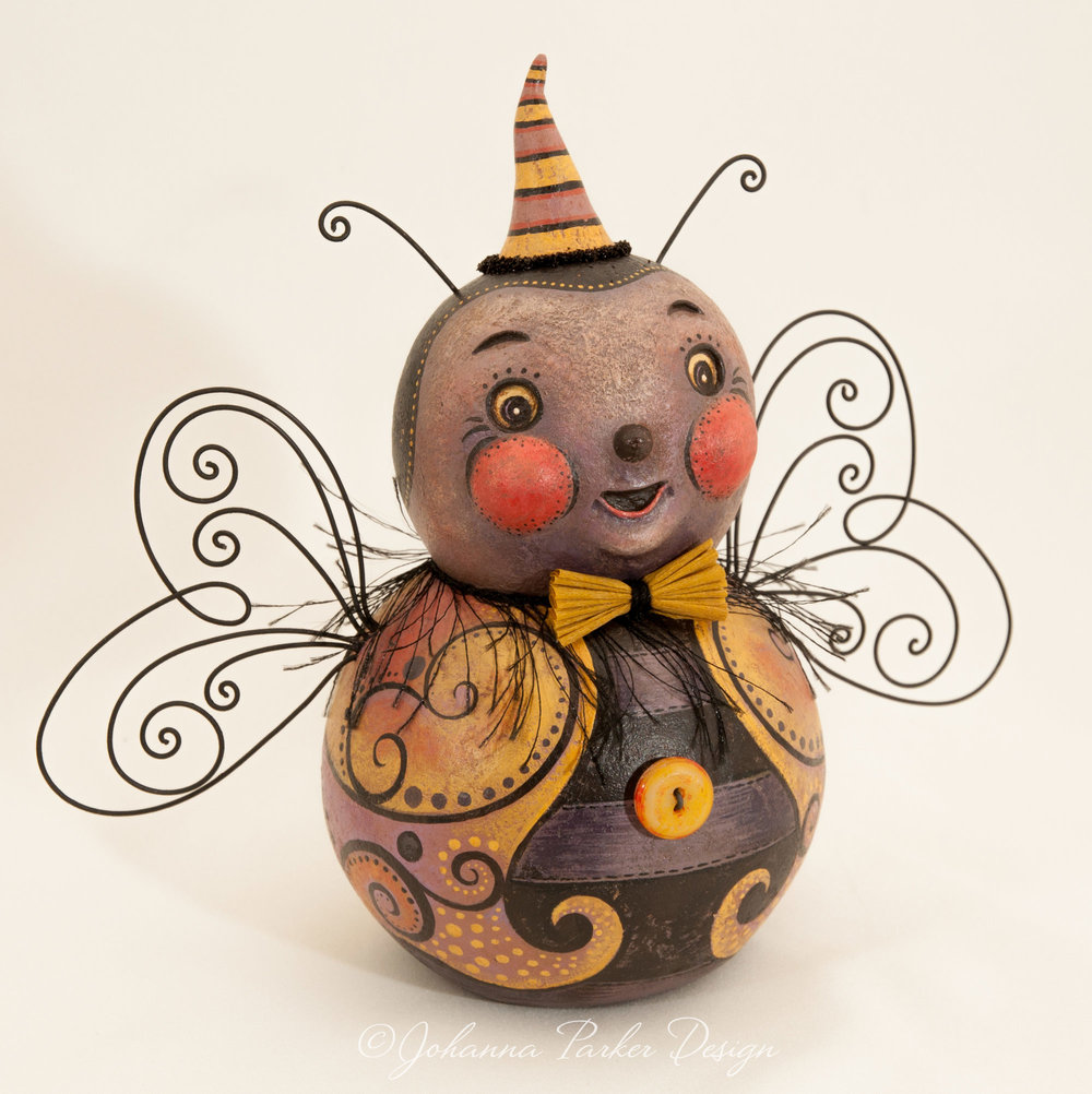 Butterfly ball character