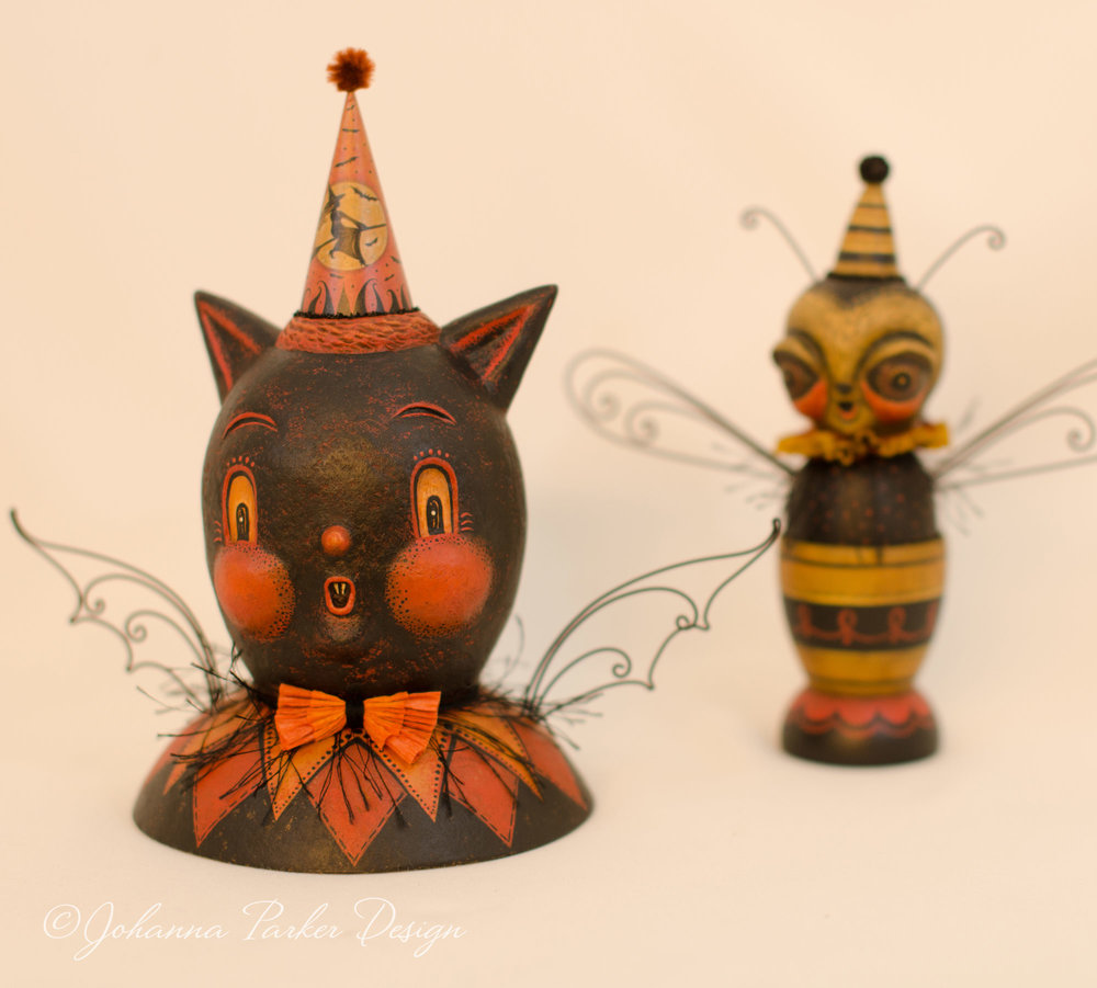Bat bust & honey bee