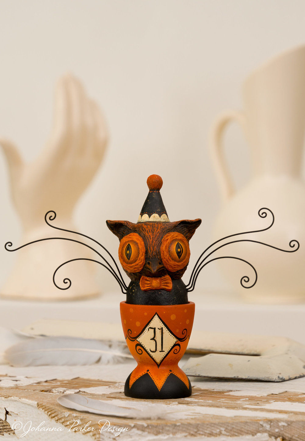 Owl 31 Egg Cup