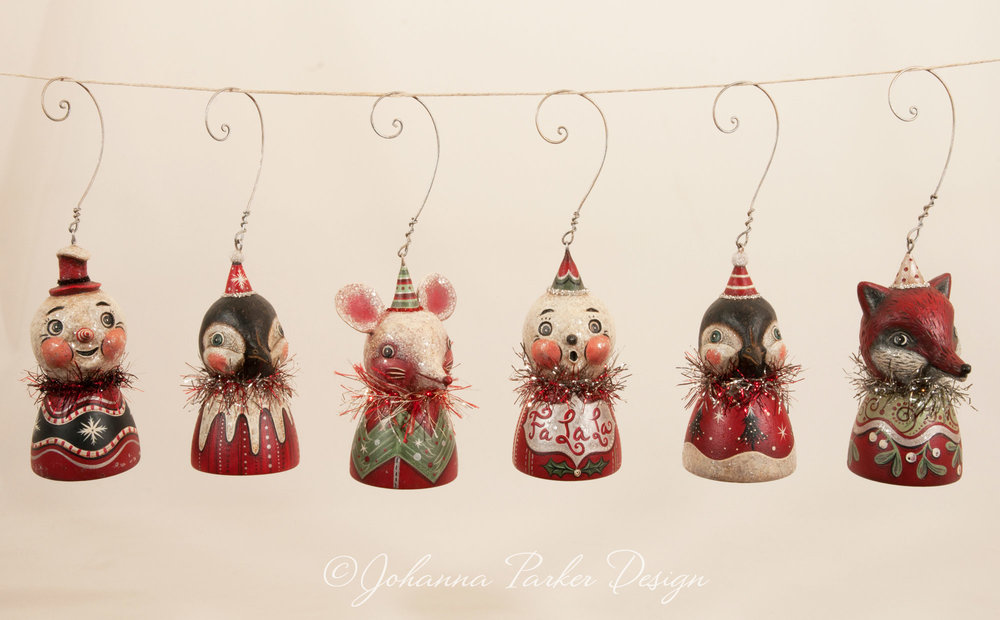 Ornament bells