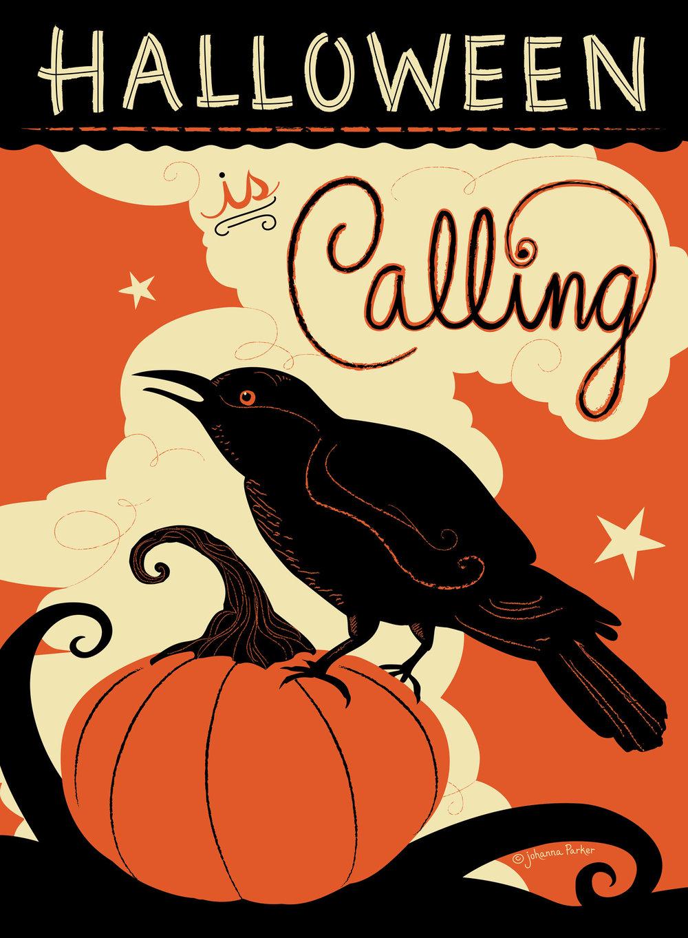 Halloween is calling