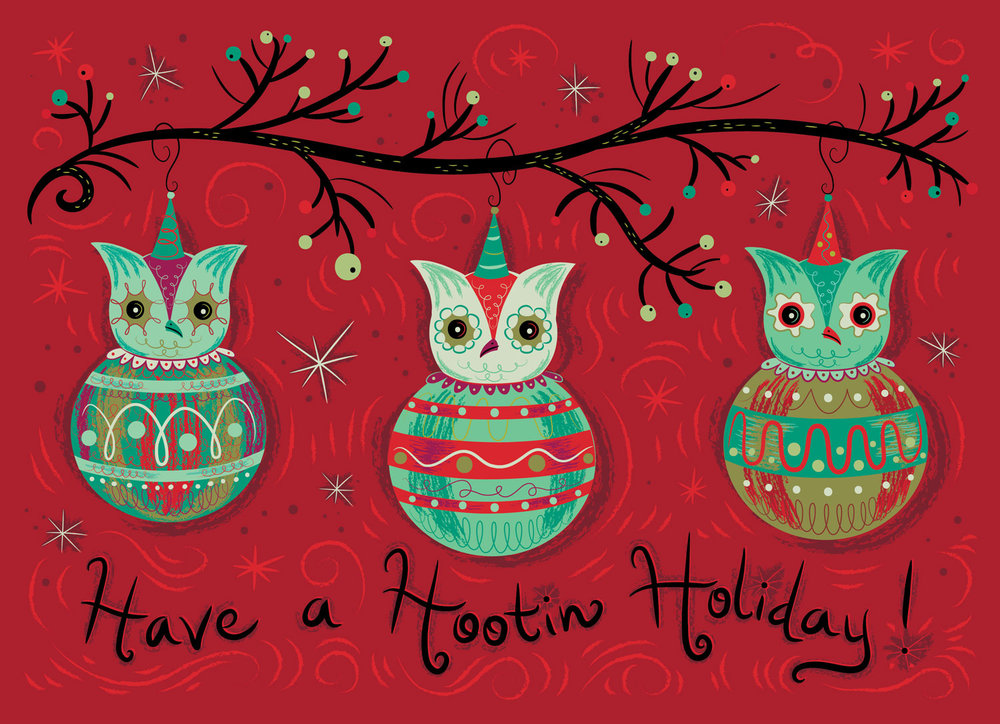 Hootin holiday