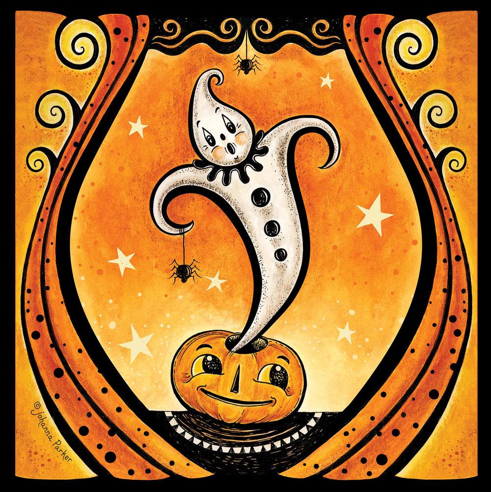 Ghost genie