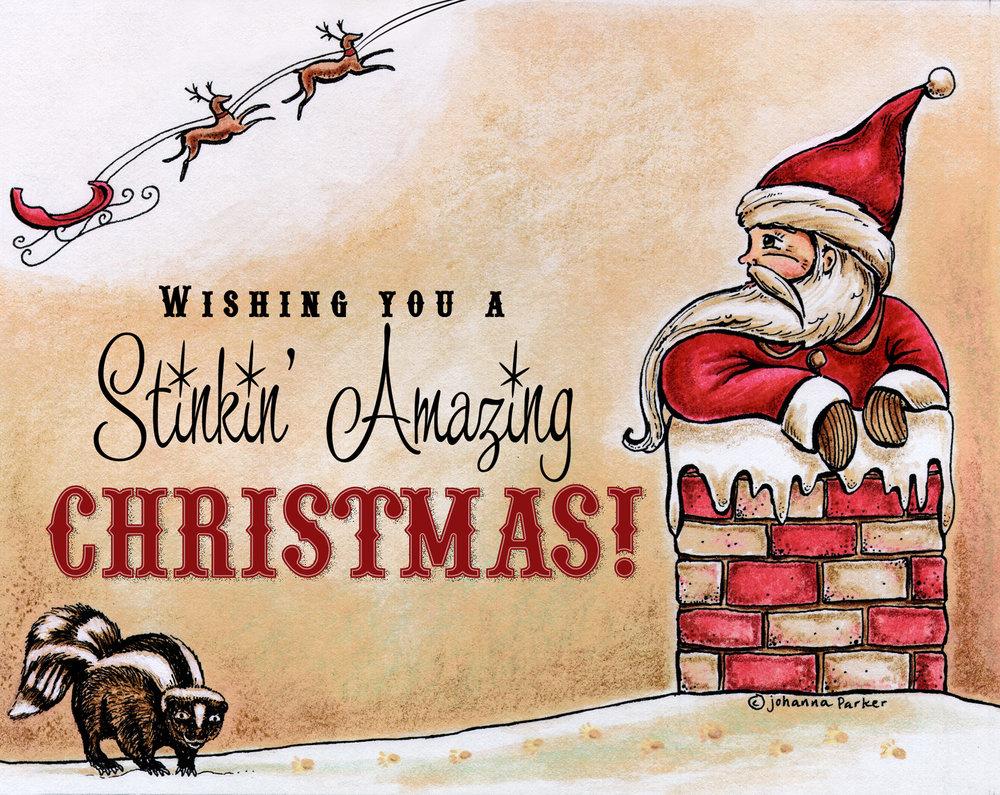 Stinkin Christmas