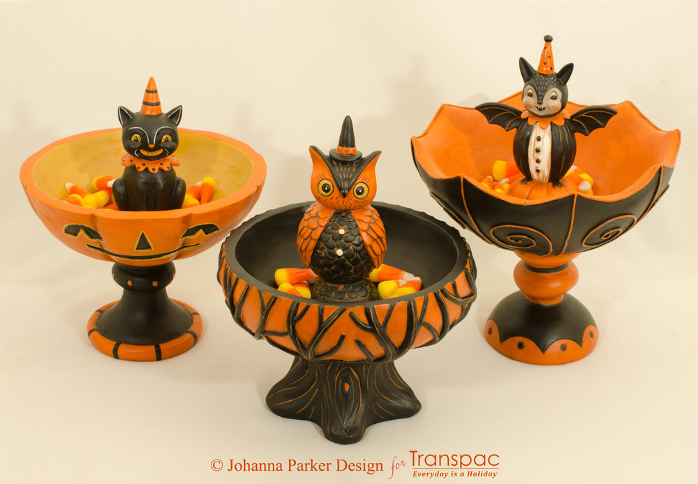 Halloween Candy Stands ~ Transpac Imports, Inc.