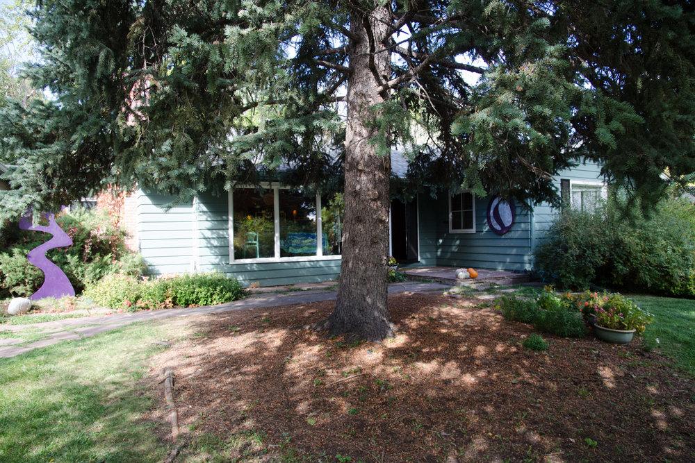 Hickler Lederer home front
