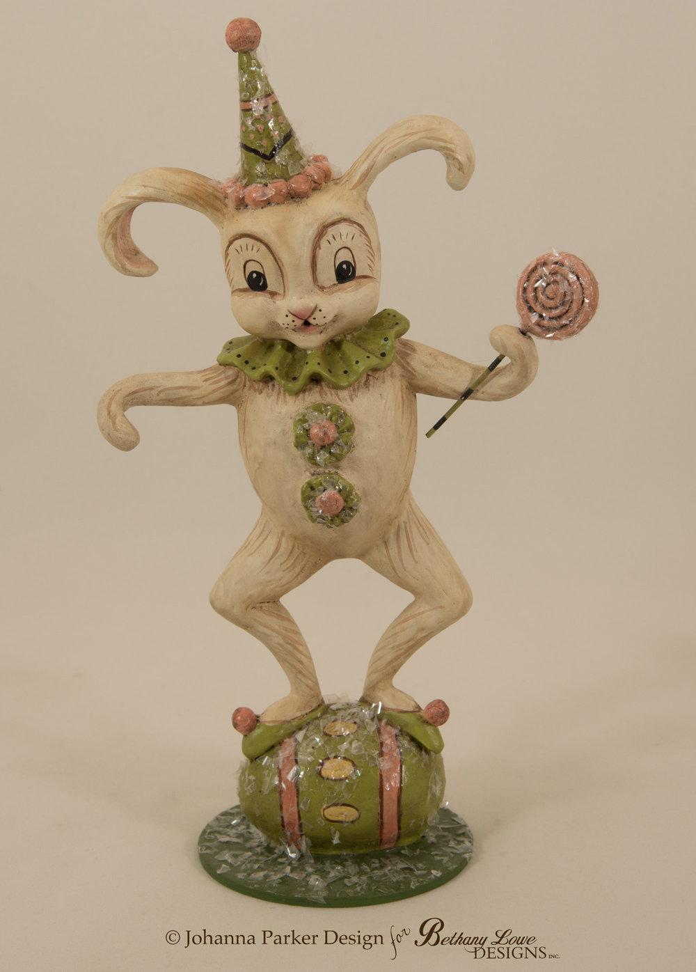 (B) Rabbit Figural