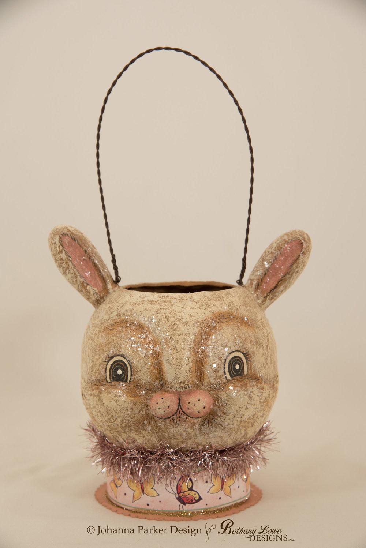 (E) Bunny Spring Bucket